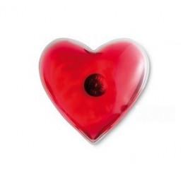 Meleg szív párna