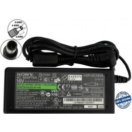 Originál Sony Vaio nabíjecí adaptér 16V 4A 64W - model VGP-AC16V13