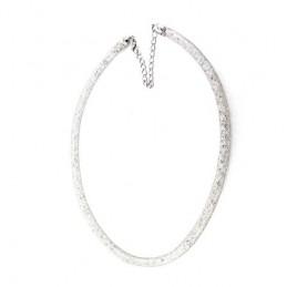 Glänzende Halskette