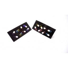 Ohrringe Tabletten