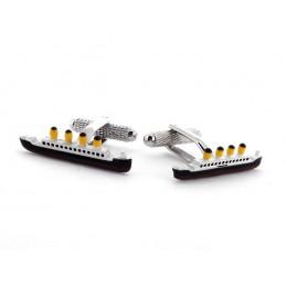 Manžetové gombíky Titanic