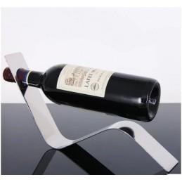 Designový držák na víno