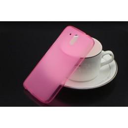 Silikonový kryt na HTC Desire 526G + ochranná fólie na displej