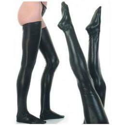Punčochy lesklé erotické samodržky