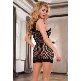 Erotické sieťované šaty Shirley