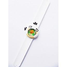 Slap hodinky motív White Bird