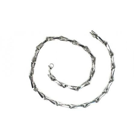 Náhrdelník designový ocelový