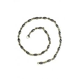 Edelstahl Halskette für Frauen