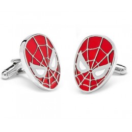 Manžetové knoflíčky Spiderman