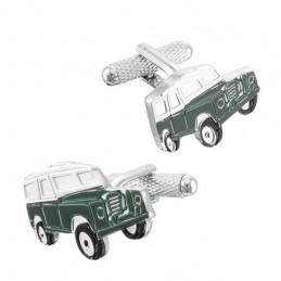 Manžetové gombíky Land Rover