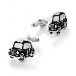 Manžetové gombíky pre taxikárov