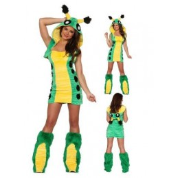 Kostýmek žabička - pokemon Bulba