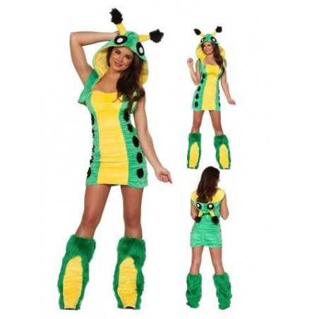 Kostýmek plyšová žabička - pokemon Bulba