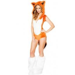 Kostýmek lištička, liška, fox