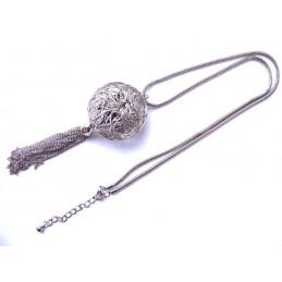 Náhrdelník dlhý so strapcom