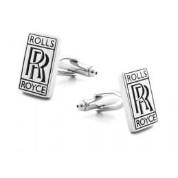 Manžetové knoflíčky ocel Rolls Royce