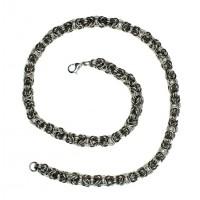 Halsketten aus Chirurgischem Stahl