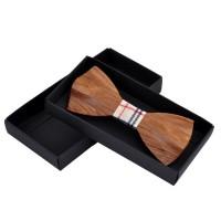 Fa csokornyakkendő 3D