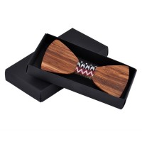 Fa csokornyakkendő klasszikus