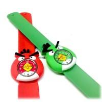 Dětské hodinky s Angry Birds